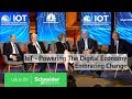 IoT Powering the Digital Economy - CNBC Panel at the Davos World Economic Forum | Schneider Electric