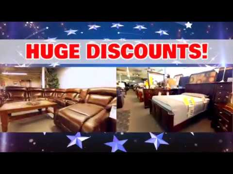 National Furniture Liquidators 4th Of July Sale!!