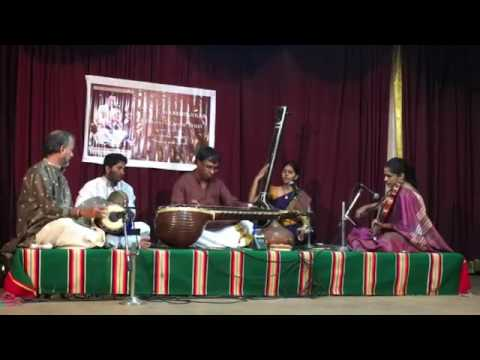 Tillana  - Sunadavinodini - Adi | Rendered by Chitravina N Ravikiran