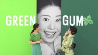 武井咲&中村玉緒が共演したロッテ「グリーンガム」新CMが完成! 2014年...