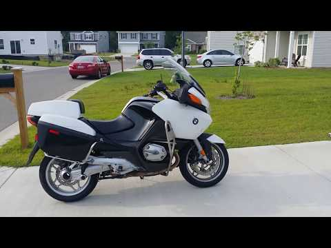 2009 BMW R1200RT EX-POLICE BIKE WALK AROUND