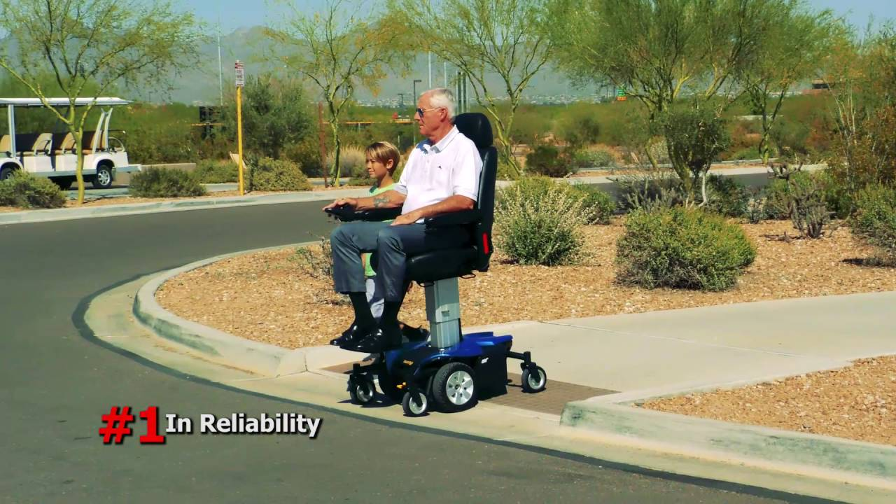 Electric Power Chairs For Adult Mobility | Pride Mobility®