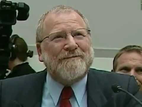 William Black at the House Financial Services Committee Hearing