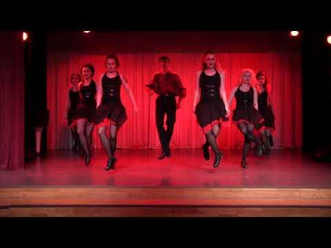 """Школа ирландского танца """"Мирквуд"""" - отчетный концерт"""