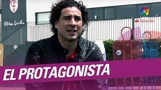 El Protagonista: Guillermo Ochoa, jugador del Granada CF