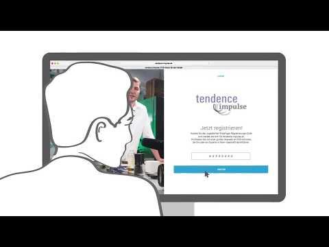 Tendence.Impulse | Markt und Handel neu beleben.