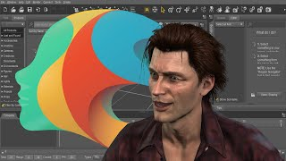 Daz3d How to modify hair styles without paying anything extra tutorial