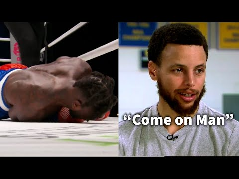 NBA Players React to Nate Robinson Getting Knocked Out