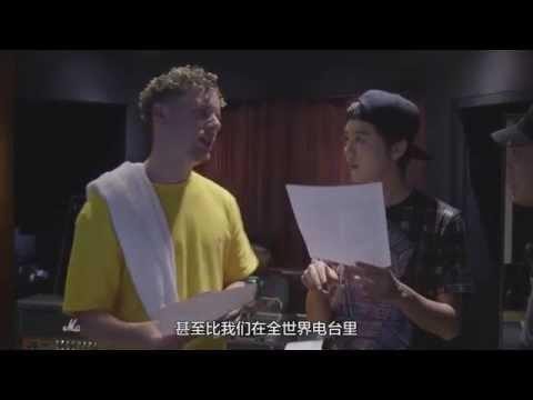 Interview of LuHan's album produce Djemba Djemba