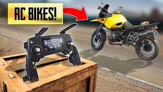 *NEW* REMOTE CONTROL BIKES ???? | Best PUBG Moments and Funny Highlights - Ep.544