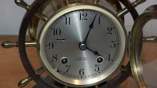 Chelsea Ships Clock Chime Repair