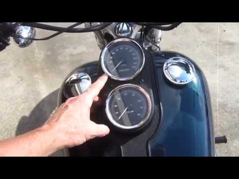 Harley Davidson Sdometer REPAIR Sd Sensor reading low ... on