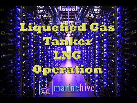 #LNG Tanker Operation