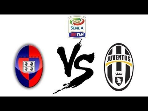 Fifa 17 Juventus Vs Cagliari Pronostico Del 19 08 2017