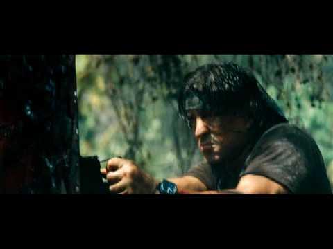 Rambo 4-Trailer