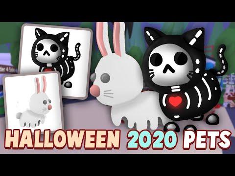 Halloween 2020 Pet NEW* Adopt Me Halloween 2020 Pets Coming To Adopt Me! Roblox Adopt