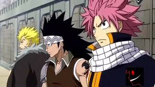 AMV fairy tail _ Yashi _Destroy