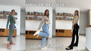 REVOLVE TRY ON HAUL + CHANEL BAG REVIEW