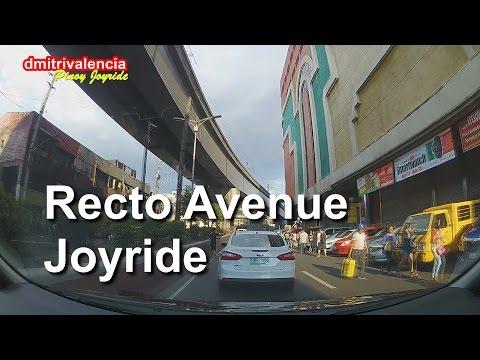 Pinoy Joyride - Recto Avenue Joyride (Recto Legarda Magsaysay Blvd)