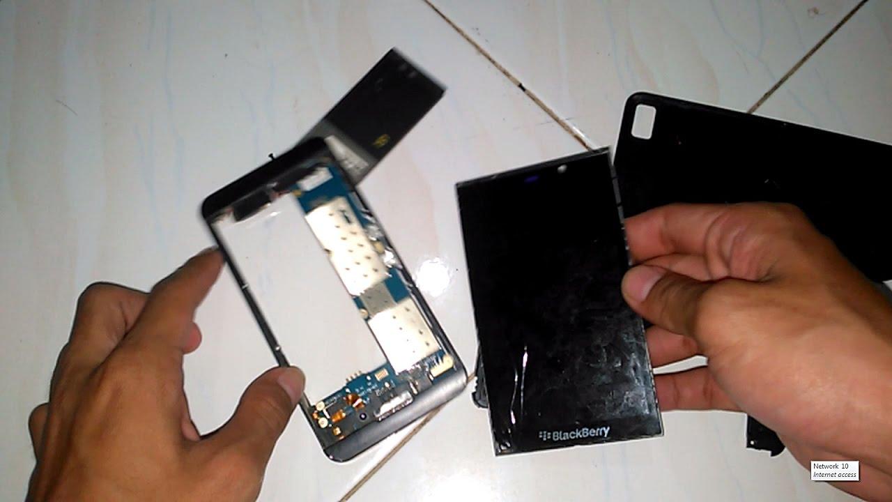 blackberry z3 tidak bisa ganti