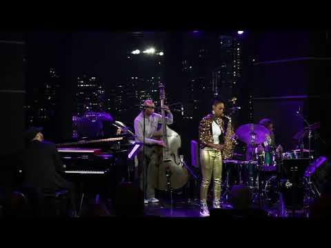 """Lakecia Benjamin Pursuance : The Coltranes Album release party """"Liberia """""""