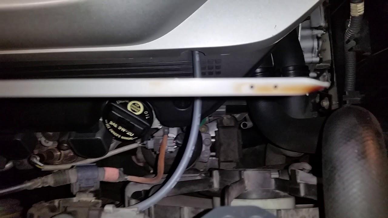 Acura MDX VTEC L V Engine Transmission Dipstick - 01 acura mdx transmission