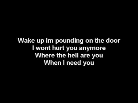 Three Days Grace - Wake Up [Lyrics & HQ Audio]
