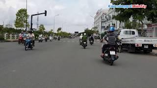 Một thoáng TP Vị Thanh, Hậu Giang ngày nay | Cuộc Sống Quê Miền Tây 7/11/2019
