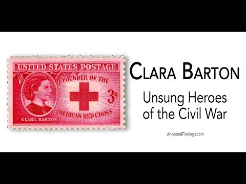 Clara Barton: The Unsung Heroes of the Civil War   Genealogy Gold Podcast   AF-263