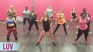 Tory Lanez - Luv (Dance Fitness with Jessica)