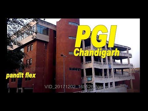 Pgi Chandigarh / PGI TRAUMA Centre  / Emergency Ward /india Hospital