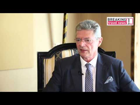 Christophe Landais, chief operating officer, hotel services Middle East, Accor