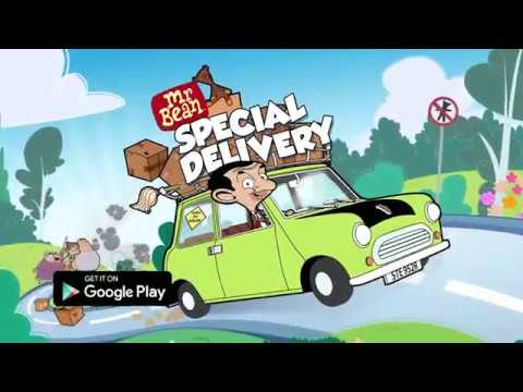 Mr Bean – Special Delivery 1