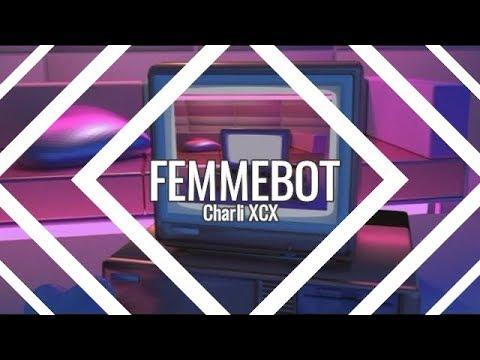 Charli XCX - Femmebot (Feat.Dorian Electra And Mykki Blanco) [Español/Lyrics]