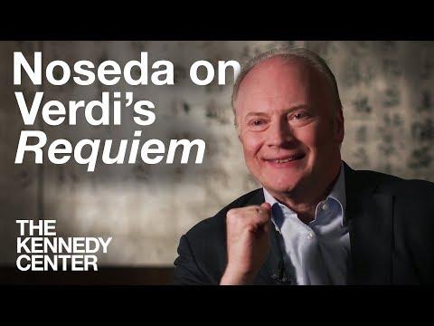Gianandrea Noseda on Verdi's Requiem