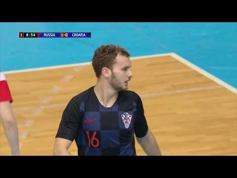 Russia Croatia Goals And Highlights