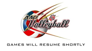 620 Court 42 2018 AAU Volleyball Nationals
