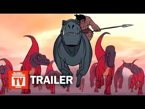 Genndy Tartakovsky's Primal Season 1 Trailer   Rotten Tomatoes TV
