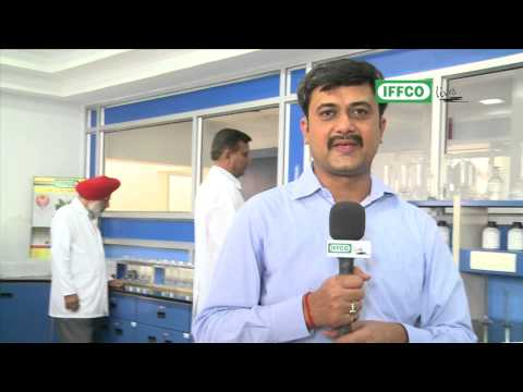IFFCOLive : Soil Testing
