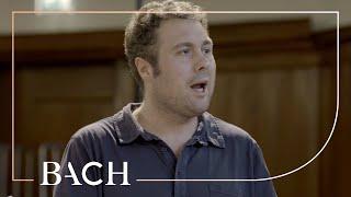 Potter on the countertenor | Netherlands Bach Society
