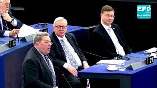 We must clean out the Euro-cultists from Westminster to get proper Brexit - David Coburn MEP