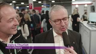 Interview Denis Thuriot - Maire de Nevers