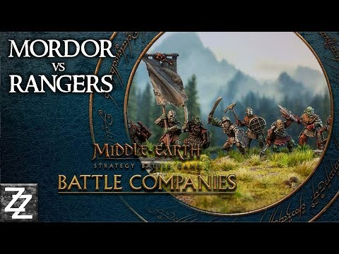 SPIDERS AND RANGERS AND ORCS OH MY! ~ Battle Companies Map Campaign Ep 6