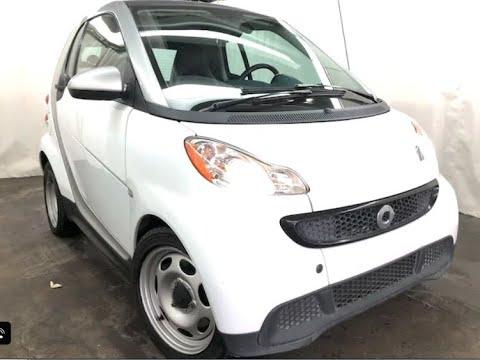 2013 Smart Fortwo| White| Courtesy Chrysler