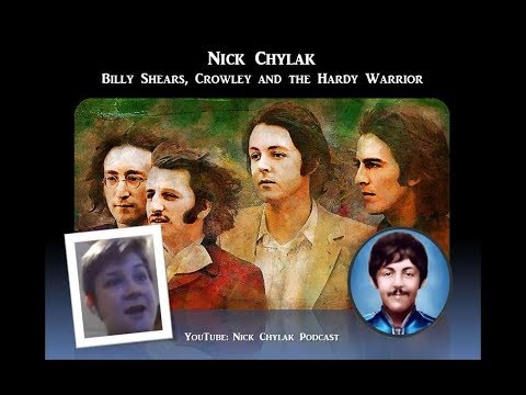Sage of Quay™ - Nick Chylak - Billy Shears, Crowley and the Hardy Warrior (Mar 2019)
