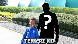 A MEETING WITH A LEGEND! | Typical Tekkerz Kid Vlog!!