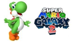 Super Mario Galaxy 2 #2 - Ovo do Yoshi, PWAHAHÃ!