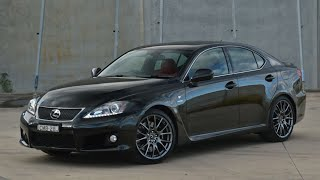 Lexus ISF -  One Take