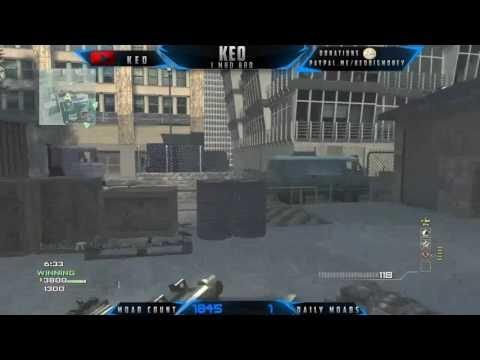 Streaming Highlight #00031 48 Kill TDM // DLC Playlist // Arkaden