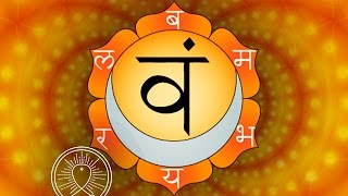 Binaural Beats Sleep Meditation: Sacral Chakra Healing, Meditation Music, Sleeping Meditation